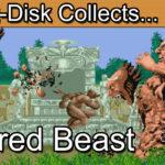 Altered Beast: Sega Mega Drive / Sega Genesis (獣王記)