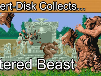 Altered Beast: Sega Mega Drive