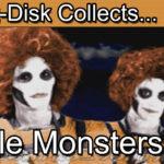 Battle Monsters: Sega Saturn (バトルモンスターズ)