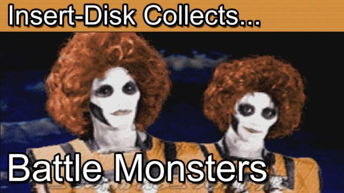 Battle Monsters: Sega Saturn