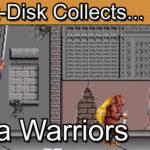 Ninja Warriors: Sega CD (ニンジャウォーリアーズ)