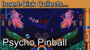 Psycho Pinball: Sega Mega Drive