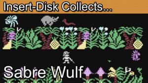 Sabre Wulf: C64