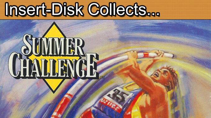 Summer Challenge: Sega Mega Drive