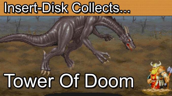 Tower of Doom: Sega Saturn (ダンジョンズ&ドラゴンズ タワーオブドゥーム)