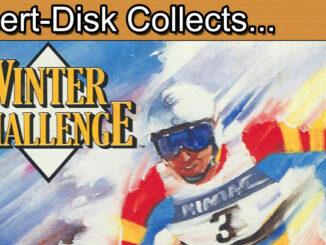 Winter Challenge: Sega Mega Drive