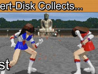 Fist: Sega Saturn