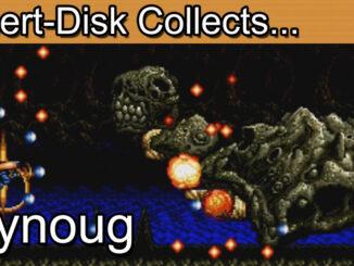 Gynoug: Sega Mega Drive