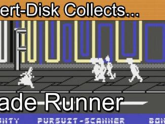 Blade Runner: Commodore 64 (C64)