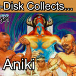 Cho Aniki: Sega Saturn (超兄貴 ~究極無敵銀河最強男)