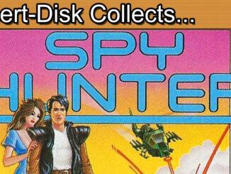 Spy Hunter: Commodore 64 (C64)