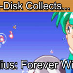 Parodius Series Part 3: Parodius Forever With Me: Sega Saturn (実況おしゃべりパロディウス)