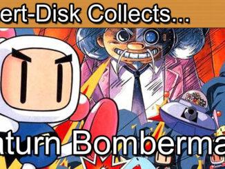Saturn Bomberman: Sega Saturn