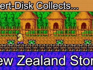 The New Zealand Story: Commodore Amiga