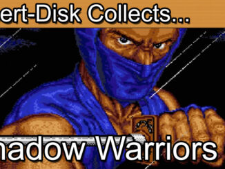 Shadow Warriors: Commodore Amiga