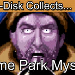 Theme Park Mystery: Commodore Amiga