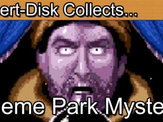 Theme Park Mystery: Commodore Amiga
