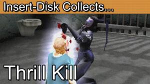 Thrill Kill: Play Station 1 (PS1)