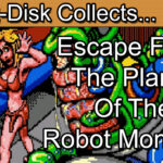 Escape From The Planet Of The Robot Monsters: Commodore Amiga