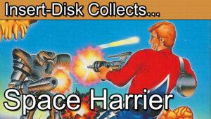 Space Harrier: Sega Game Gear