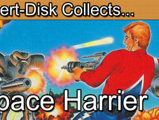 Space Harrier: Sega Game Gear