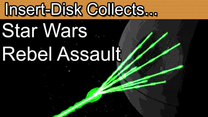 Star Wars Rebel Assault: Sega CD