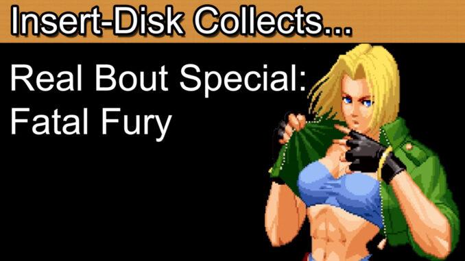 Real Bout Special: Fatal Fury (リアルバウト餓狼伝説): Sega Saturn