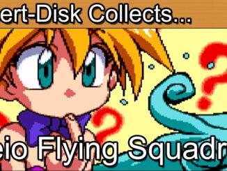 Keio Flying Squadron (慶応遊撃隊): Sega CD