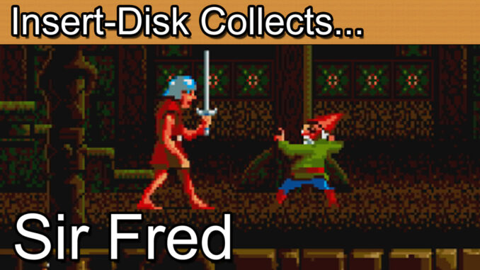 Sir Fred: Commodore Amiga