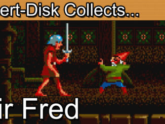 Sir Fred: Commodore Amiga