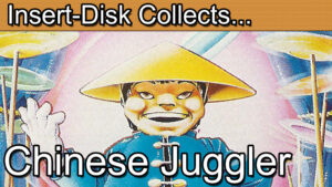 Chinese Juggler: Commodore 64 (C64)