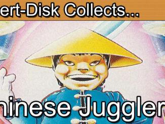 Chinese Juggler: Commodore 64 (C64)