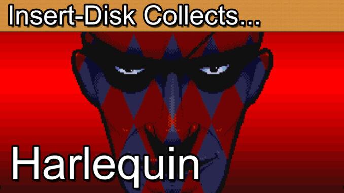 Harlequin: Commodore Amiga