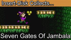 Seven Gates Of Jambala: Commodore Amiga
