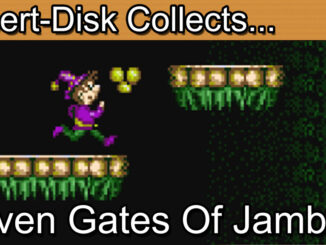 Seven Gates Of Jambala: Commodore Amiga