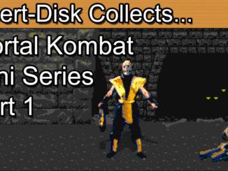 Mortal Kombat Retrospective Part 1: Mortal Kombat