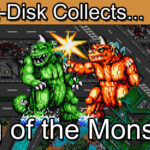 King of the Monsters: Sega Mega Drive / Sega Genesis