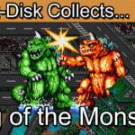 King of the Monsters: Sega Mega Drive / Sega Genesis