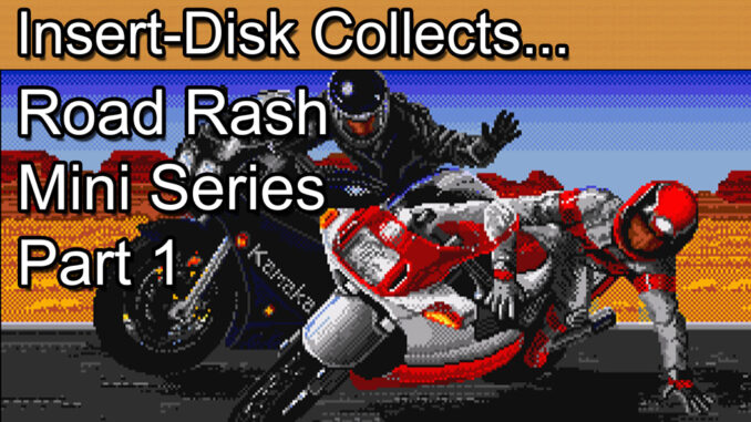 Rash Series Part 1: Road Rash