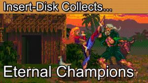 Eternal Champions: Sega Mega Drive / Sega Genesis