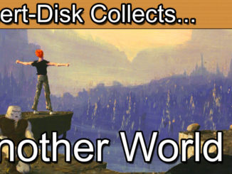 Another World: Sega Mega Drive / Sega Genesis