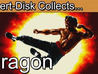 Dragon: The Bruce Lee Story: Sega Mega Drive / Sega Genesis