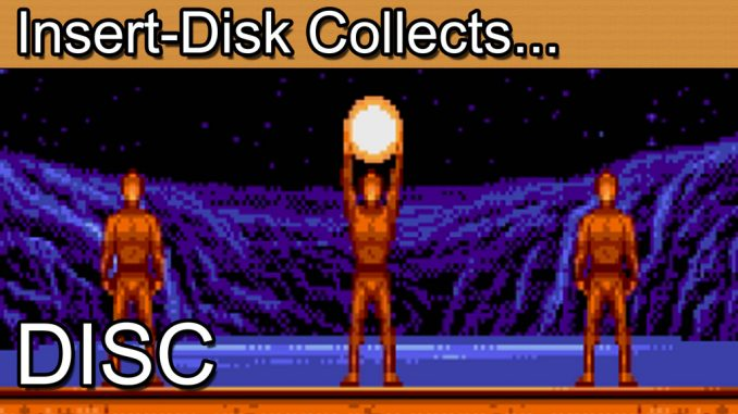 DISC: Commodore Amiga