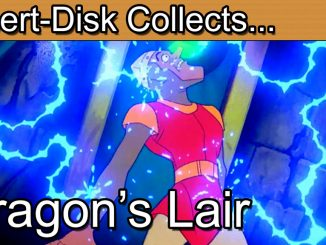 Dragon's Lair: Sega CD