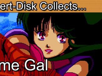 Time Gal (タイムギャル): Sega CD