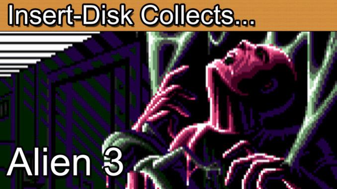 Alien 3: Sega Mega Drive / Sega Genesis