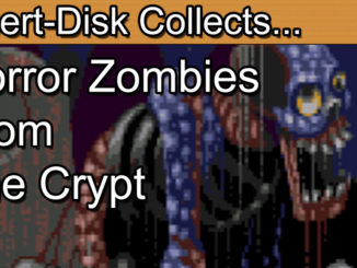 Horror Zombies From The Crypt: Commodore Amiga