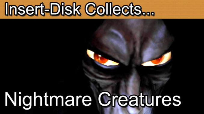 Nightmare Creatures: PlayStation 1 (PS1)