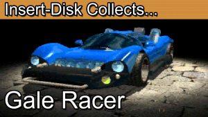 Gale Racer: Sega Saturn