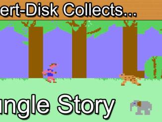 Jungle Story: Commodore 64 (C64)